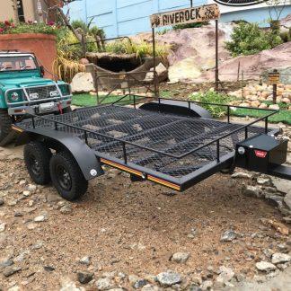 Teardrop Offroad Caravan Trailer kit RRTDT01