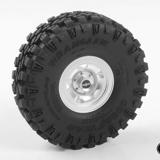 "RC4WD Goodyear Wrangler Duratrac 1.5"" 4.19"" Scale Tires"
